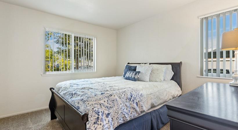 Custom Remodeled Bedroom
