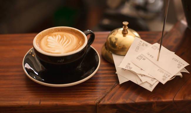 Free Coffee Bar